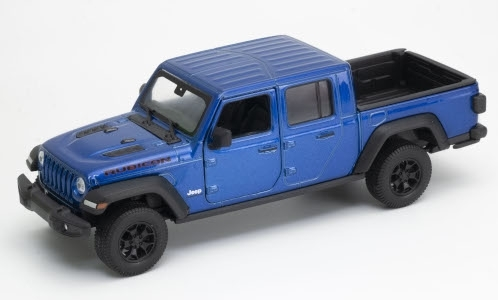 Jeep Gladiator Rubicon, metallic-blau