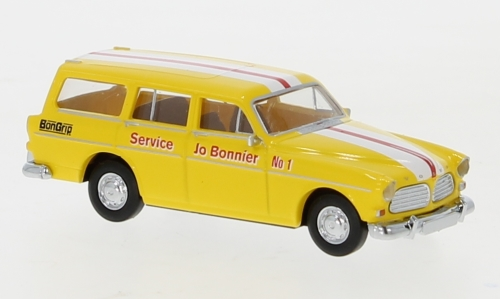 Volvo Amazon Kombi, Jo Bonnier