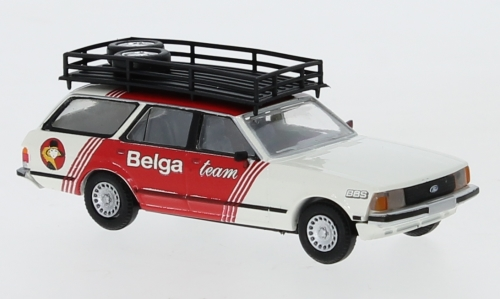 Ford Granada II Turnier,  Belga Team