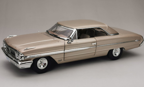 Ford Galaxie 500 XL Hardtop, metallic-beige