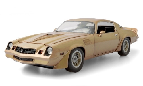 Chevrolet Camaro Z/28, gold, Terminator 2 - Judgment Day
