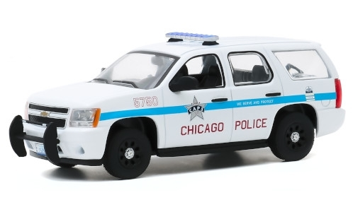 Chevrolet Tahoe, City of Chicago Police Department