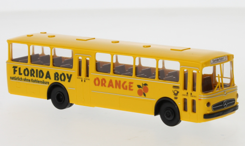 Mercedes O 317 K, DBP - Florida Boy Orange