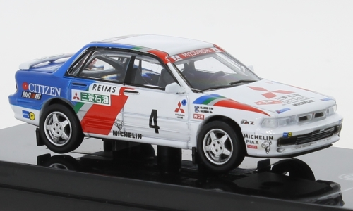 Mitsubishi Galant VR4, No.47, RalliArt, Citizen, Rally Monte Carlo
