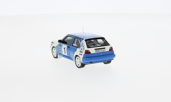 VW Rally Golf