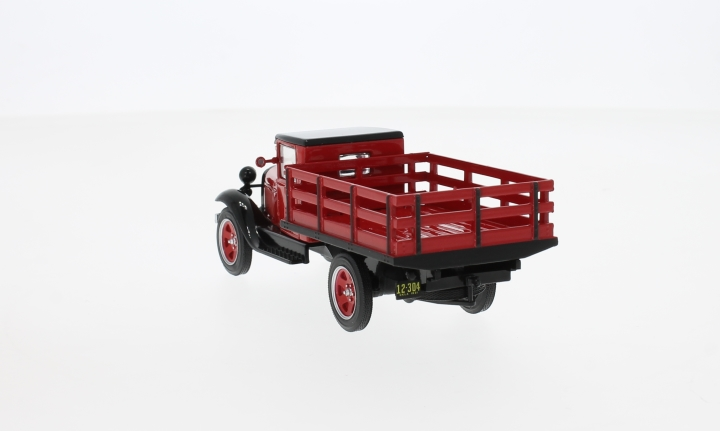 Ford AA Platform Truck, rot