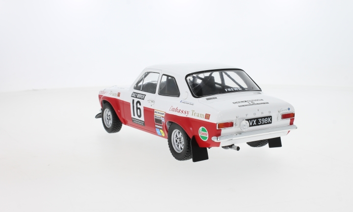Ford Escort MK1 RS 1600, No.16, Embassy, RAC Rallye