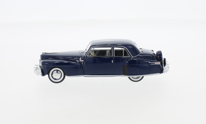 Lincoln Continental V12 Coupe, dunkelblau