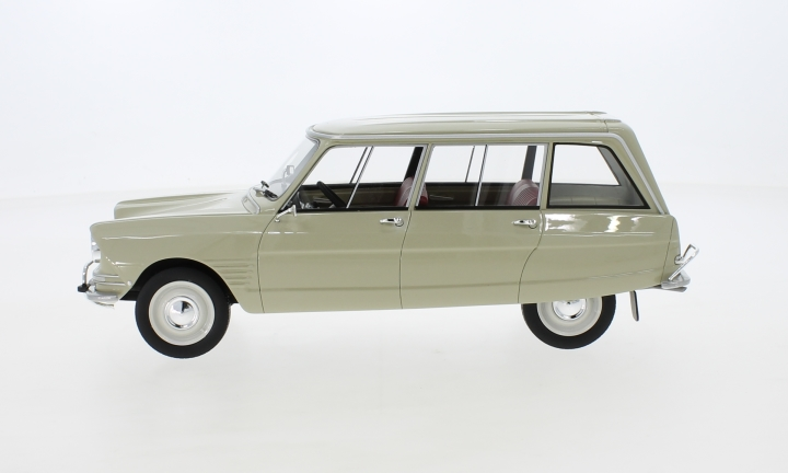 Citroen Ami 6 Break, beige