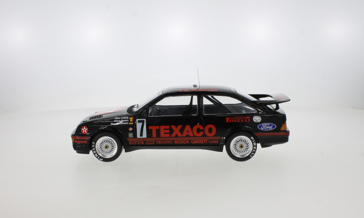 Ford Sierra RS Cosworth, No.7, WTCC, 24h Spa