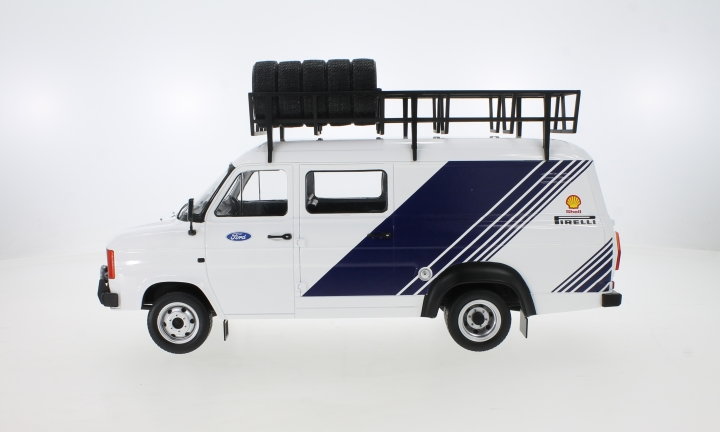 Ford Transit MK II, Team Ford