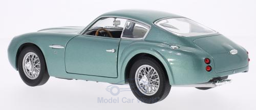 Aston Martin DB4 GT Zagato von WhiteBox in 1:18
